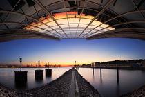 Hamburg Dockland  von Stefan Bischoff