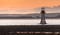 Whitford point lighthouse by Leighton Collins