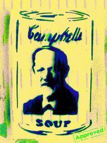 Campbell's Soup Tribute by Florian Rodarte