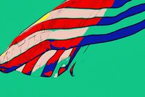 Waving Stripes by Florian Rodarte
