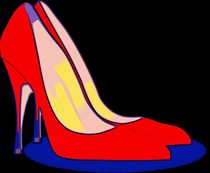 All You Need is Red Pumps von Florian Rodarte
