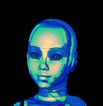 My Robot Girl by Florian Rodarte