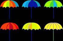 Umbrella Ella Ella Ella von Florian Rodarte