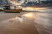 BALTIC SUNSET by markusBUSCH FOTOGRAFIE