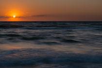 Sundown on the Baltic Sea by Thomas Ulbricht