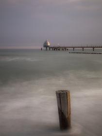 Blick zur Zingster Seebrücke von Thomas Ulbricht