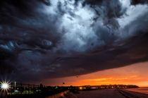 Approaching storm by Jeremy Sage