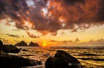 Golden sunset by Jeremy Sage