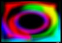Das schwarze Loch by Henning Häfele