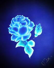 Blütenträume 25 Rose von Walter Zettl