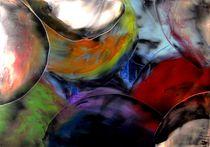 Farbblasen von megina-art