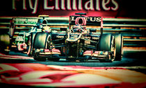 Formula 1 Sergio Perez  von Srdjan Petrovic