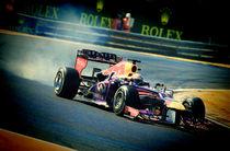 Formula 1 Sebastian Vettel by Srdjan Petrovic
