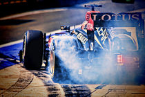 Formula 1 Kimi Raikkonen by Srdjan Petrovic