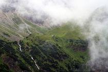 Alpenlandschaft von Jens Berger
