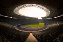 Olympiastadion von Svante Berg