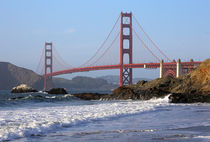 Golden Gate Bridge by timbo210