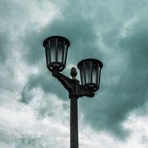 Karl-Marx Allé Street Lamp von Svante Berg