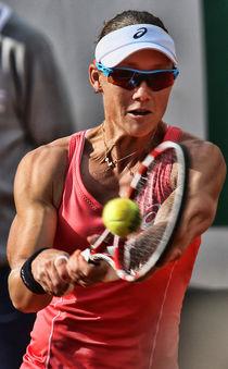 Tennis star Samantha Stosur by Srdjan Petrovic