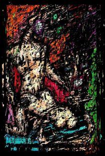 Comes My Shadow, Ancient And Familiar von brett66