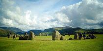 Castlerigg Stone Circle, Steinkreis von Sabine Radtke