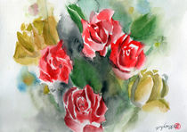 flowers by Rodrigo Chaem