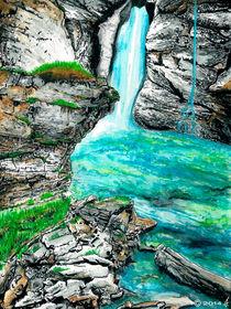 Waterfall von richard turgeon