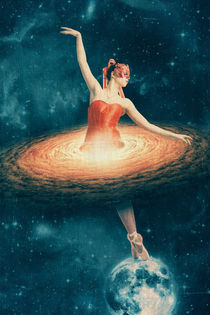 Ballerina-universe-displate