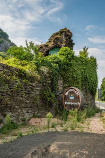 Bacharach-Diebsturm by Erhard Hess