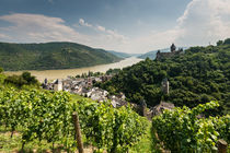 Bacharach mit Stahleck 17 by Erhard Hess