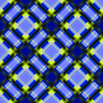 Muster Quadrate von Christine Bässler