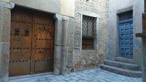 Doors Toledo Spain von Tricia Rabanal