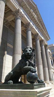 Congreso de los Diputados, Madrid von Tricia Rabanal
