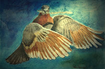 Die Taube by Marie Luise Strohmenger