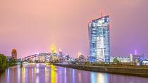 Skyline Frankfurt II von photoart-hartmann