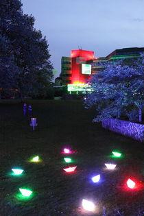 Hamburg, City Nord, Lichterfestival - Festival of Lights 1 by Marc Heiligenstein