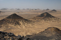 Schwarze Wüste in Ägypten von peter-adam