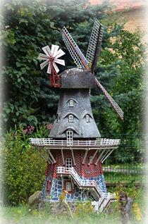 Windmühle Modell 2 by Georg Tausche