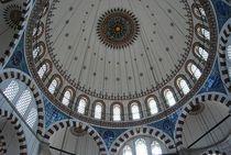 Blaue Moschee von loewenherz-artwork