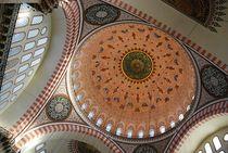 Süleymaniye-Moschee by loewenherz-artwork