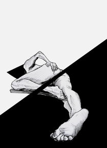 Censored thoughts by Antonina  Georgieva