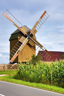 Windmühle, Mühle, Deutschland, Windmill, mill, Germany by Falko Follert