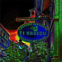 coloured alley IV.I von ursfoto