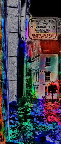 coloured alley I.I von ursfoto