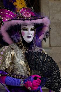 Karneval in Venedig III by Andreas Wirthmüller