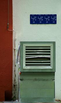 In der Luft flattern by Bastian  Kienitz