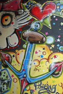Graffiti von loewenherz-artwork