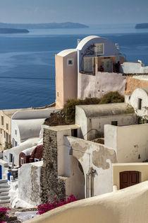 Oia, Santorin by gfischer