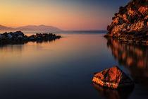 Sunrise near Dalaman II by gfischer