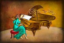 The Pianist von Peter  Awax